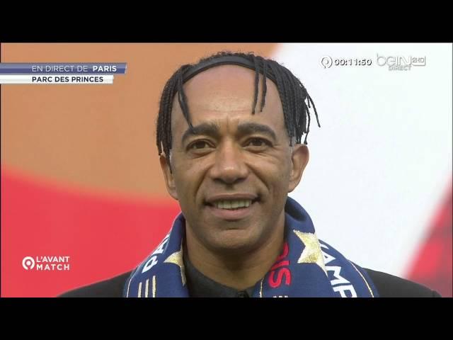 Avant-match PSG/NANTES 2016