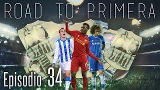 Road to primera division EP 34 | Camino a la gloria | FUT 15 Xbox One