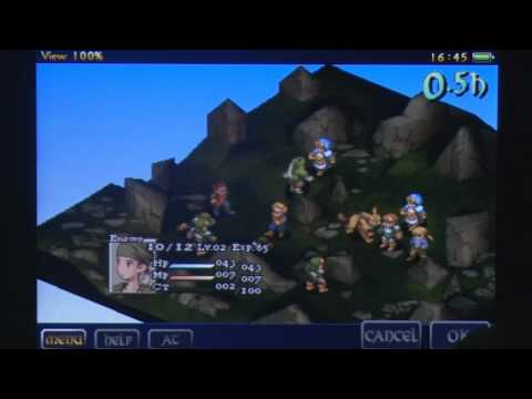 Final Fantasy Tactics: War of the Lions iPhone Gameplay Review - AppSpy.com