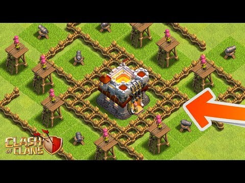 Top 25 WORST Bases (NOOBS) In Clash of Clans |