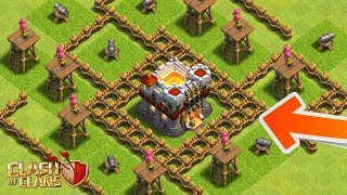 "Top 25 WORST Bases (NOOBS) In Clash of Clans | ""WTF!"" CoC Funny Rushed Troll Bases"