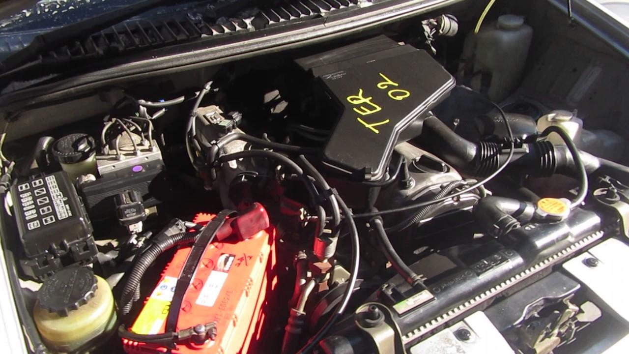 Запуск ДВС HC-EJ Daihatsu Terios [Ter02]
