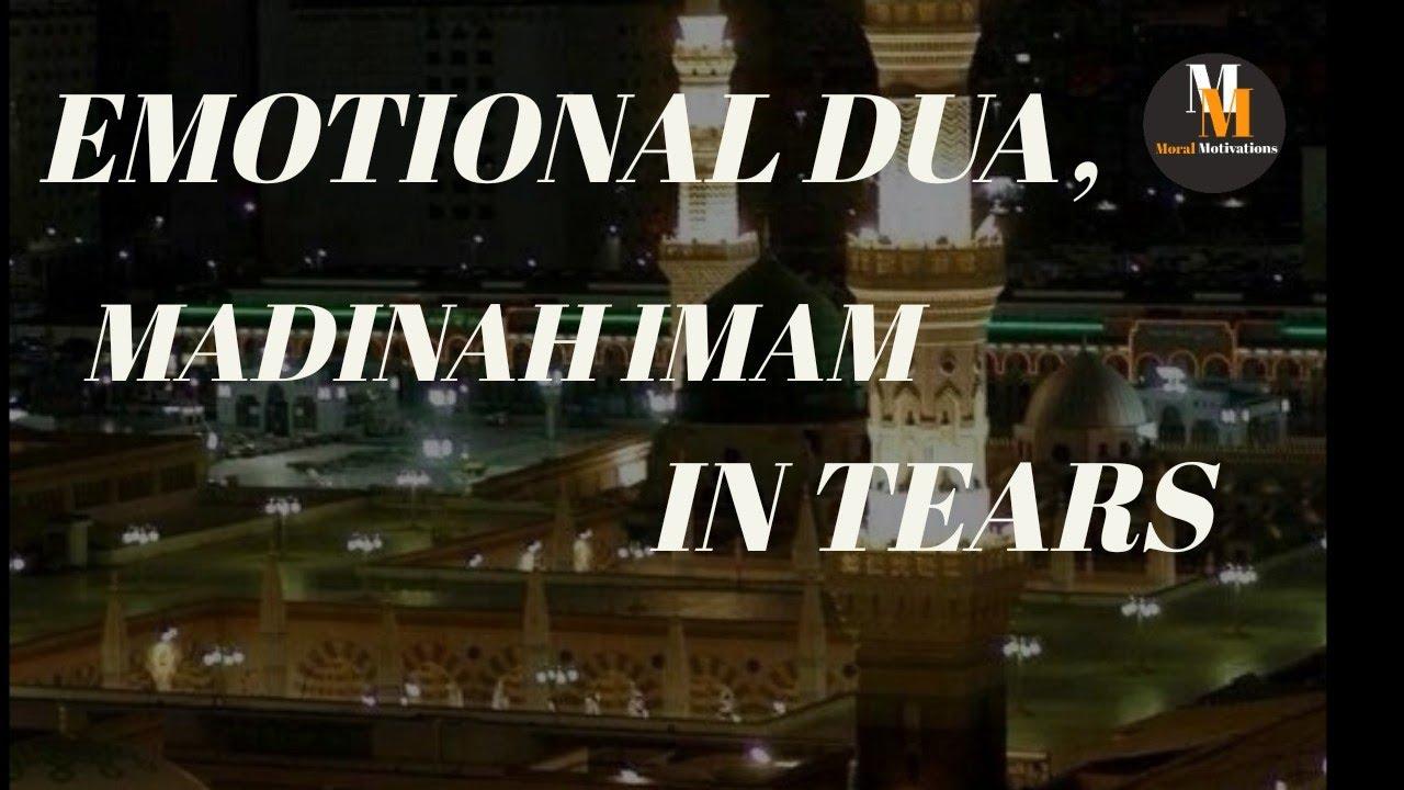 Download Emotional Dua Qunoot  | Imam in Tears | Imam of Madinah Munawwarah |