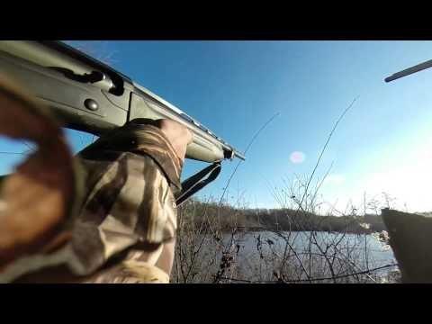 Duck Hunting Arkansas with GoPro