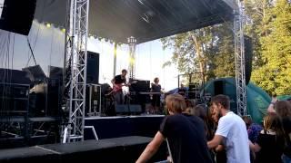 Disperse (live - Szczecinek 29.08.2015, Materiafest)
