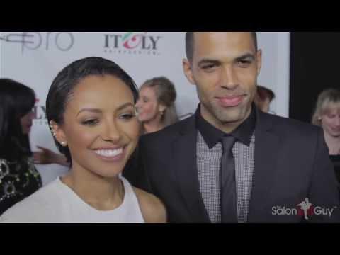 Kat Graham Interview - MUAHS Awards 2014   TheSalonGuy