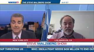 "Malzberg |  David Horowitz to discuss his new book, ""Take No Prisoners,"""