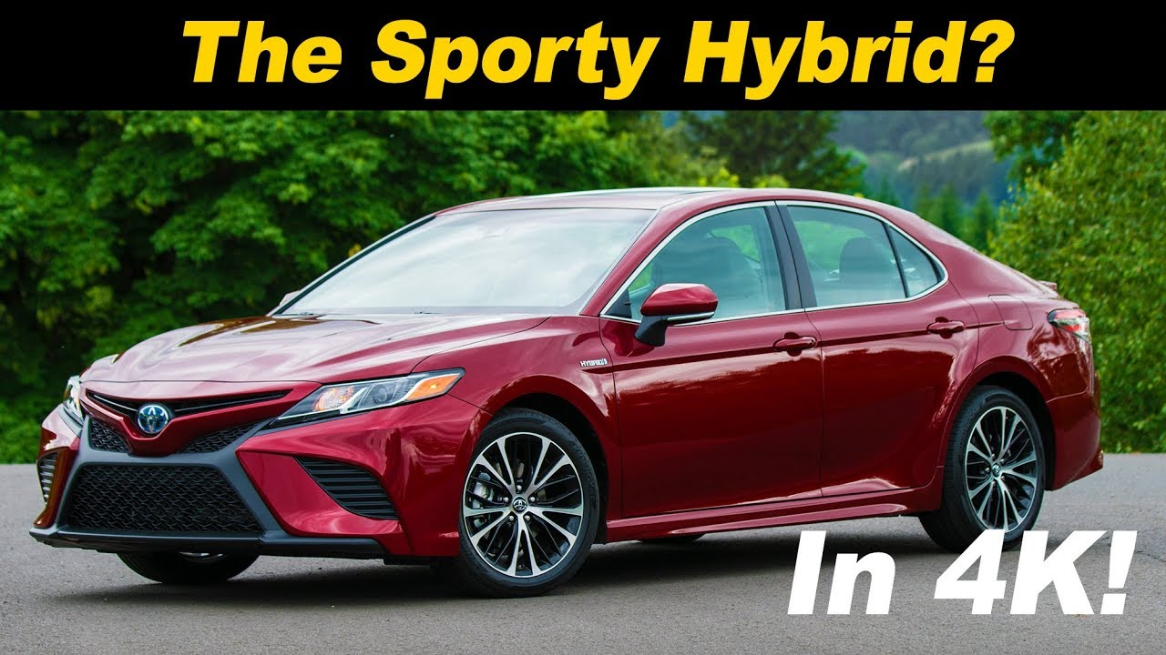2018 Toyota Camry Hybrid Review And Road Test In 4K Uhd