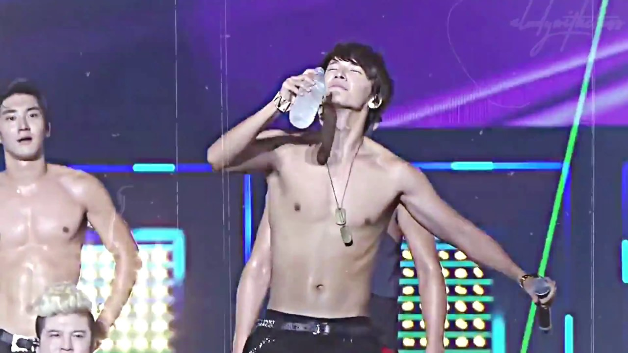 Lee Donghae Senpai Youtube