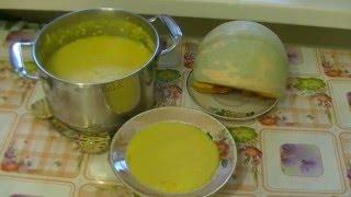 Оригинальный рецепт тыквенной каши