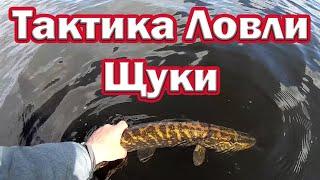 ТАКТИКА Ловли Щуки когда НЕ КЛЮЁТ у других Рыбалка на спиннинг Рыбалка на щуку Ловля с лодки щуки