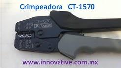 Crimpeadora CT-1570  Panduit Crimping tool