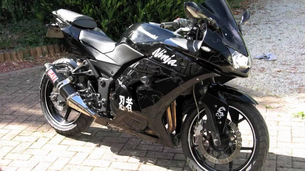 Used Kawasaki Ninja R