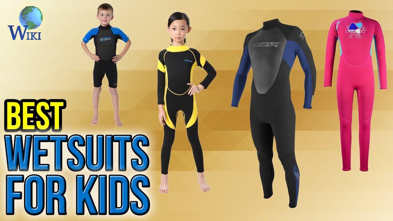 9 Best Wetsuits For Kids 2017 - YouTube 43e3e9edb