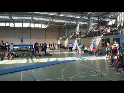 Doppelmini Wettkampf Pokal Vorkampf