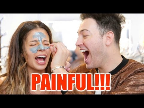 Thumbnail: FACE MASK FROM HELL!!! W. MANNY MUA