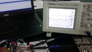 QTR-8RC incorrect sensor output