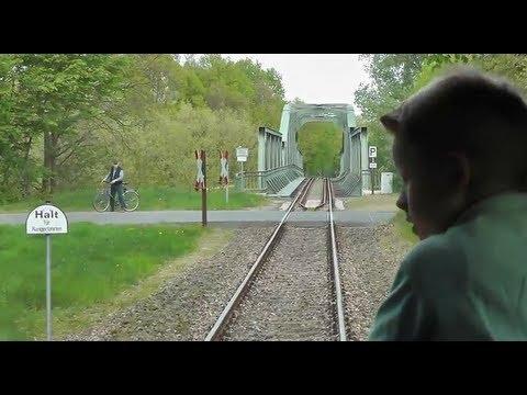 Die komplette Elbmarschbahn - Mitfahrt von Winsen nach Marschacht