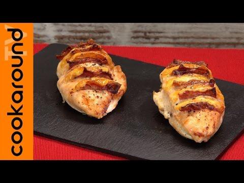 Petto di pollo a fisarmonica / Ricette secondi sfiziosi
