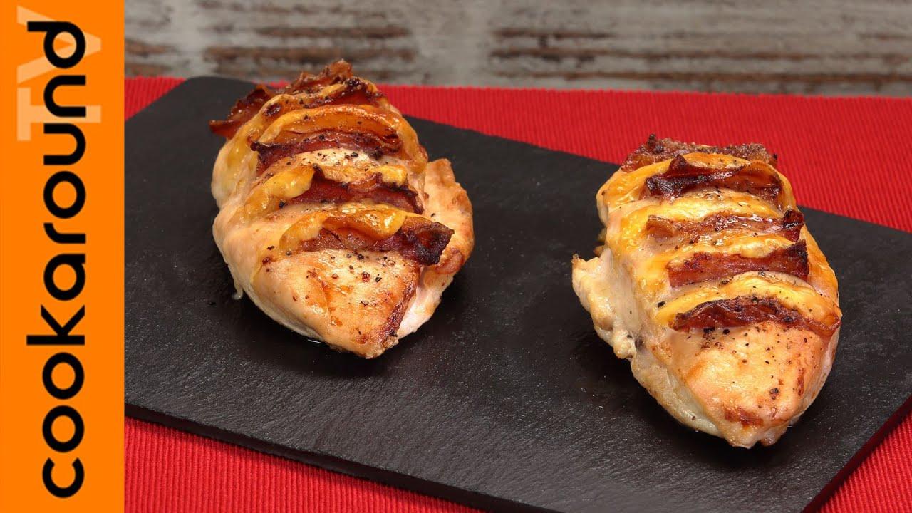 petto di pollo a fisarmonica ricette secondi sfiziosi ForRicette Secondi