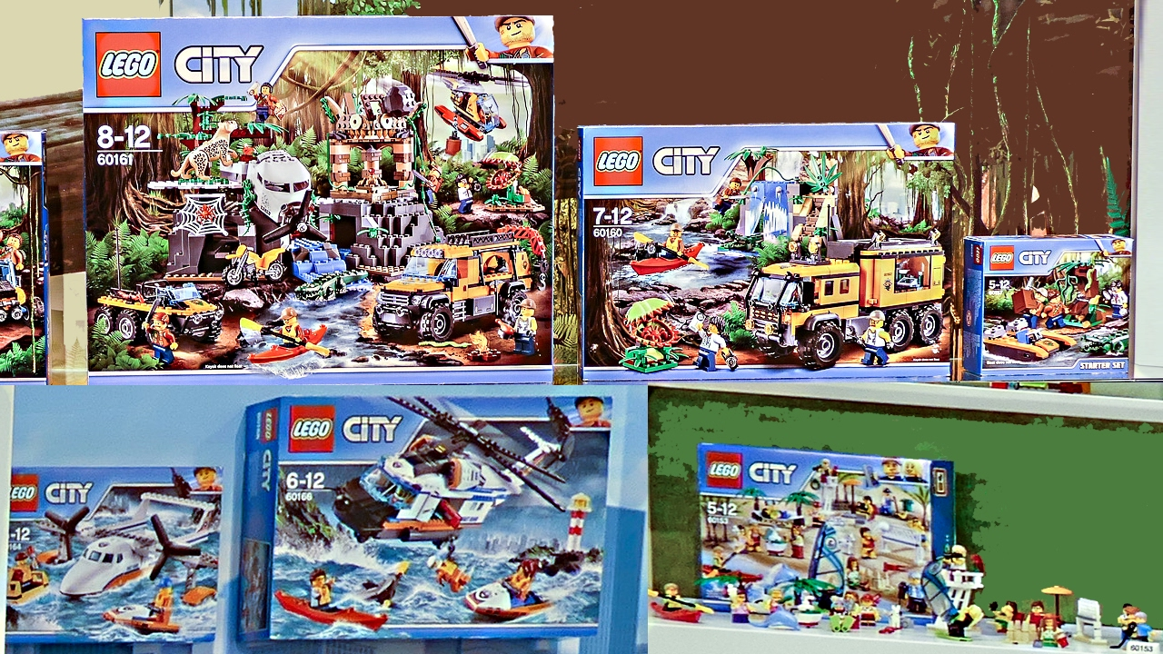 lego city 2017 summer sets pictures my thoughts youtube. Black Bedroom Furniture Sets. Home Design Ideas