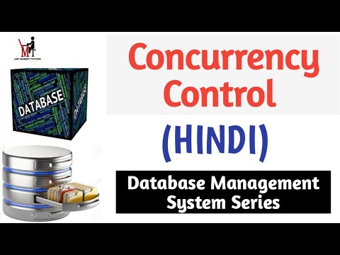 Concurrency Control in Hindi | DBMS Lectures for Beginners in hindi