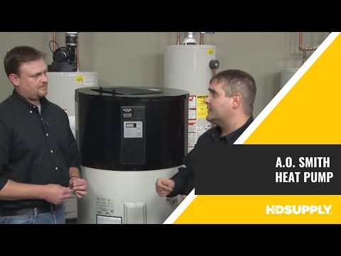 A.O. Smith - Heat Pump - HD Supply Facilities Maintenance