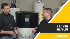 A.O. Smith - Heat Pump - HD Supply Facilities Maintenance