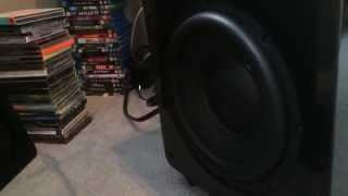 dali ikon 2 mk2 with new subwoofer