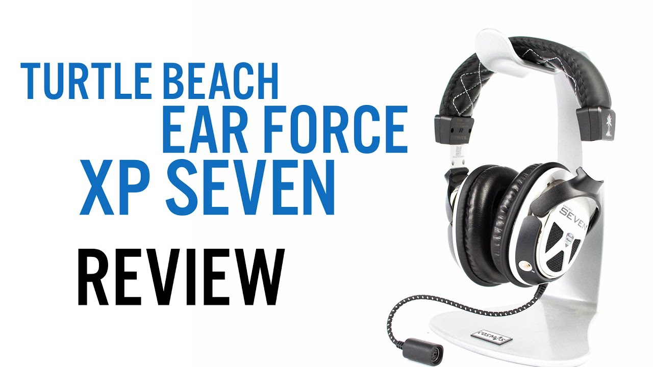 Turtle Beach Ear Force Xp Review