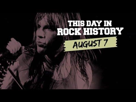 Bruce Dickinson is Born, Ian Gillan Joins Black Sabbath - August 7 in Rock History