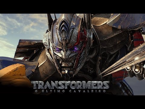 Transformers 5 | Optimus: Mano do Céu | Paramount Pictures Brasil
