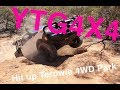 Yeah The Girls 4X4 hit Terowie 4WD Park South Australia
