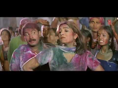 Barah Barasi Man Taaja [ Bhojpuri Holi Video Song ] Saugandh - Manoj Tiwari & Kalpana