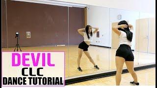 CLC(씨엘씨) - 'Devil' - Lisa Rhee Dance Tutorial