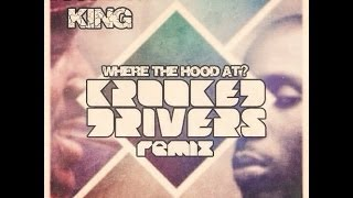 Krooked Drivers Remix - Albert King x Dmx - Where The Hood At?