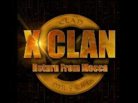 X-Clan - 3rd Eyes On Me
