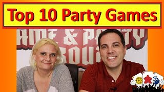 Top 10 Party Board Games