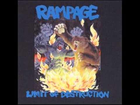 Rampage - Limit of Destruction [full album]