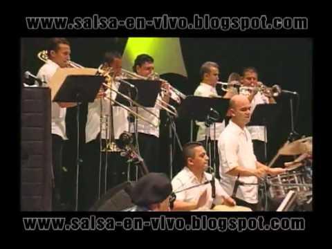 TITO NIEVES EN VIVO DESDE LA UNIVERSIDAD DE MEDELLIN - COLOMBIA 2007 -  I LIKE IT LIKE THAT