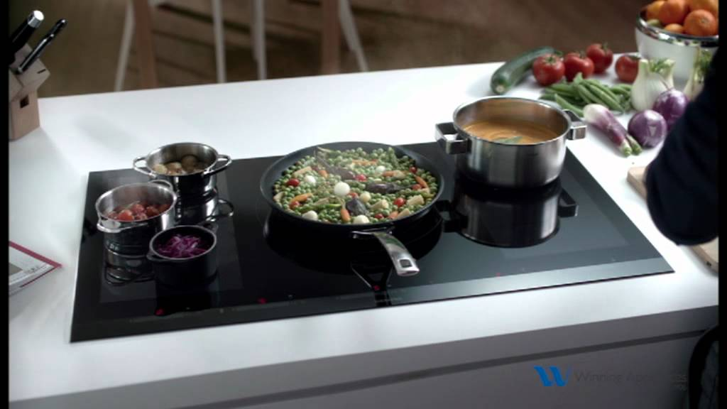 siemens flexinduction cooktop winning appliances youtube. Black Bedroom Furniture Sets. Home Design Ideas