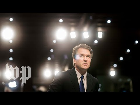Day two of Brett Kavanaugh's Supreme Court confirmation hearing Mp3