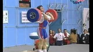 1999 World Weightlifting, 94 kg Highlights