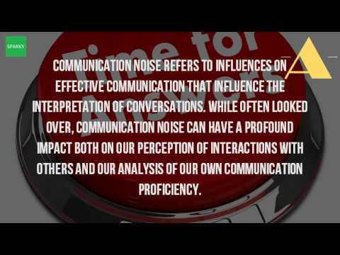What Is Noise In Communication?