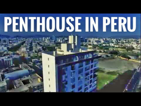 Penthouse Drone Footage