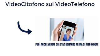 Wildix Video 29 VideoCitofono sul VideoTelefono [Wildix + 2N]