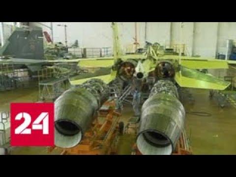 Первые истребители Су-57