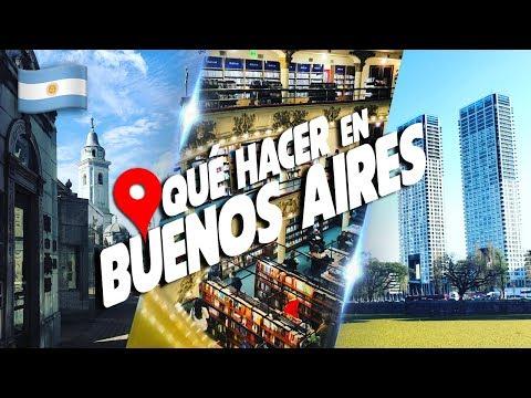Los 15 lugares de Buenos Aires para visitar antes de morir