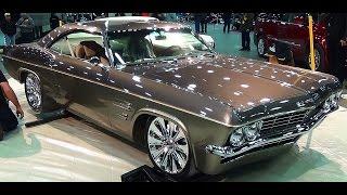 "65 Impala ""The Imposter"" Foose Design 2015 Ridler Winner"