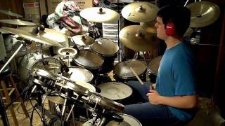 Black Stone Cherry - Lonely Train (Drum Cover by JD)